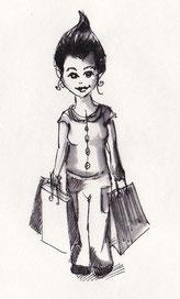 Trullia Shopping Gnomin