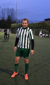 Manfred Thanner - Torschütze zum 1:0