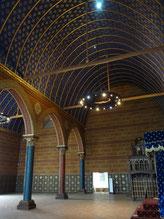 Salle des Etats. Bois. Source Laure Trannoy.