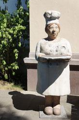 """Lechner-Figur """"Köchin"""""""