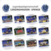 Banner Sporthalle Lenzinghauen 2016