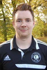 Trainer Torsten Oltmanns frut sich über den Sieg gegen Bümmerstede