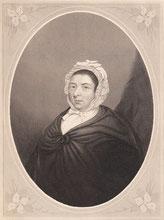 IMA.19.066 Mary Fletcher (geb. Bosanquet, 1739-1815) / © Sammlung BFHG