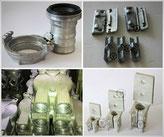 Литье алюминия, латуни, цинка под давлением, производство изделий из цветного металла