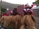伝統行事 島 硫黄島 椿 メンドン 八朔太鼓 三島村 ツアー 鹿児島