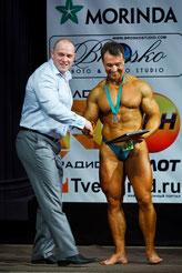 Григорьев Константин, Чемпионат Твери по бодибилдингу