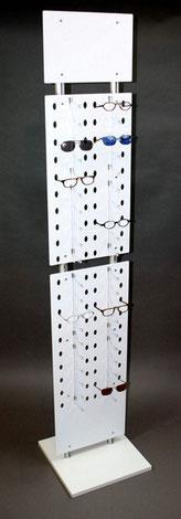 Bodenständer für Brillen