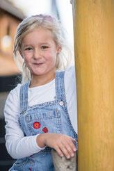 natürliches Kinderlächeln im Kindergarten in Filderstadt