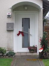 Haustüre in Velbert