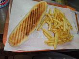 Le panini kebab du Kass Dall à Auray