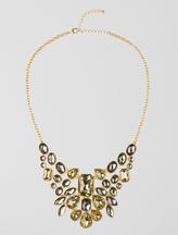 Jaeger gem necklace