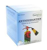 Antioxidantien vegan Katrin Althaus vegane Ernährungsberatung Cosmoterra Wien Mödling Baden
