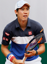 UNIQLO Kei Nishikori 2015 French Open