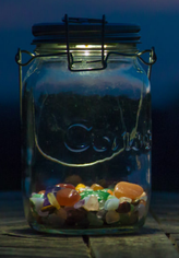 la provence en bouteille lavandin loose dried flowers
