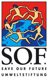 Logo S.O.F. Umweltstiftung
