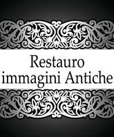 restauro foto antiche roma