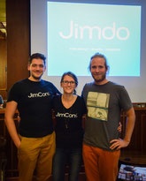 L'équipe Jimdo