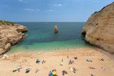 Boat Trip in Praia do Carvalho