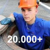 Telegram Kanäle Avatar 20000 Plus Kanalarbeiter