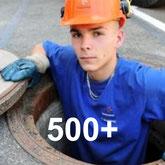 Telegram Kanäle Avatar 500 Plus Kanalarbeiter