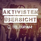 Aktivisten-Übersicht Telegram Kanal Avatar