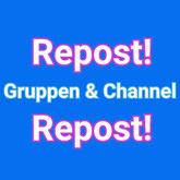 Gruppen & Channel Repost Telegram Avatar