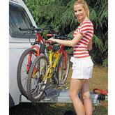 Fiamma Deichselfahrradträger