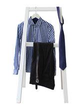 valet stand, wardrobe