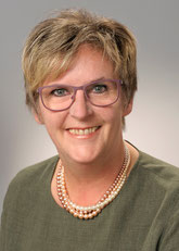 Elisabeth Franzen, Sekretärin