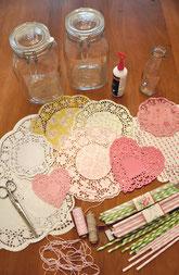DIY Doilies Doily Spitzenpapier Tortenpapier