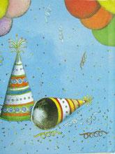 『びっくり誕生日』裏表紙