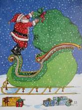 『クリスマスの願いごと』33ページ目