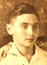 Heinz Rosenhain, 8 Jahre alt, in Stadtoldendorf (Foto: Privatbesitz Cläire Rosenhain)