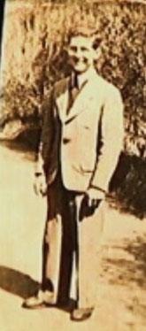 Heinz Rosenhain (19) in Hannover (Foto: Privatbesitz Cläire Rosenhain)