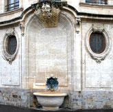 la fontaine Saint-Jacques-Amiens