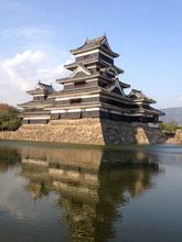 国宝!松本城