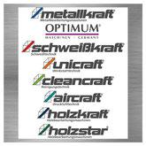 Raven Metall Design e. U. - Schlosserei und Maschinenhandel - Fachhändler Metallkraft, Optimum, Schweißkraft, Unicraft, Cleancraft, Aircraft, Holzkraft, Holzstar