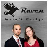 Raven Metall Design e. U. - Schlosserei und Maschinenhandel - Über uns - Familien-Unternehmen aus dem Mühlviertel