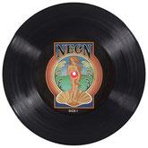 PagitaRecords LP Ankauf Label NEON