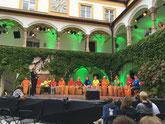 Konzert Freising Trommeln