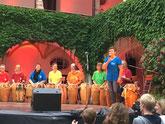 Aufführung Konzert Trommelschule Freising Freudigmann