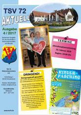 TSV 72 AKTUELL 04/2017