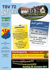 TSV 72 AKTUELL 03/2017