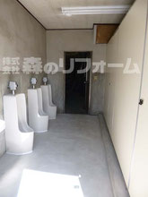 松戸市トイレリフォーム、トイレブースリフォーム
