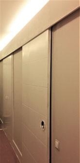 Pintors de pisos Barcelona. Pressupost lacat, preu esmaltat porta