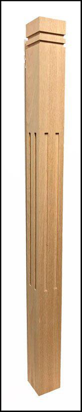 P204 1240 Red Oak Post