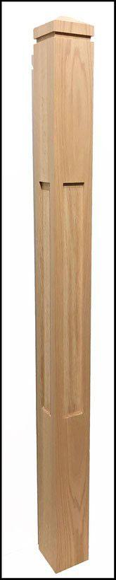 P204 1200 Red Oak post