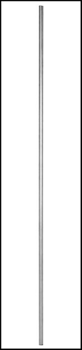 stainless steel stair spindles SSB5844T