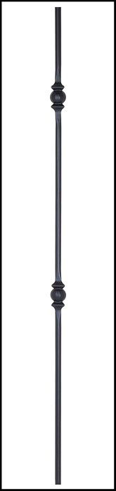 wrought iron spindles PS496C2