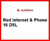 Internetflat 16 DSL von Vodafone